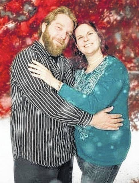 Melissa Ann Lehman and Joshua Thomas Coombes engagement