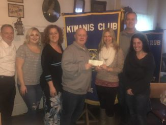 Wyoming Area Kiwanis Club supports students