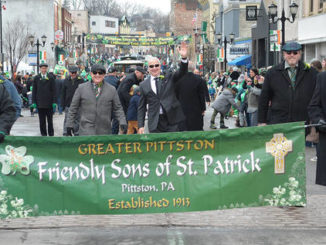Pittston St. Patrick's Parade held for sixth year