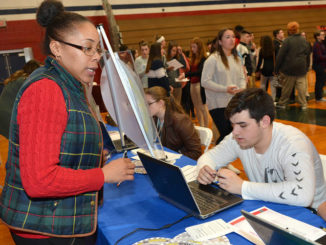 Career Exploration Day at Pittston Area helps students prepare for future