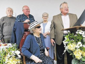Louise Smith retires after 23 years as director of Meals on Wheels of Greater Pittston