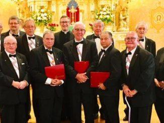 President John F. Kennedy Council #372 holds Communion Breakfast