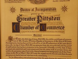 Greater Pittston Chamber of Commerce to celebrate 100th anniversary in 2020