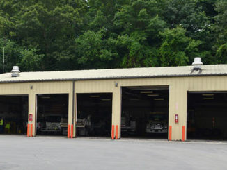 Pittston City announces plans to build new maintenance shed
