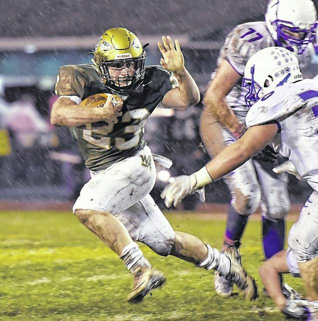 Without Corey Mruk Wyoming Area Football Team S Depth Plays Big Role The Sunday Dispatch