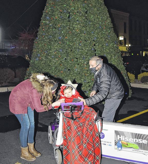 Pittston City Christmas Tree Lighting 2021 Pittston Lights City Christmas Tree The Sunday Dispatch