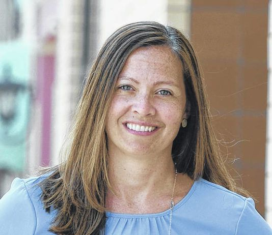 Janelle Drach, Greater Pittston YMCA director